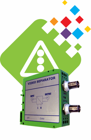 Separator wideo autoSW-1.1